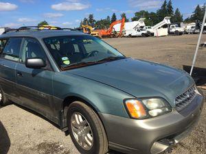 Se vende en partes Subaru 2004 for Sale in Tualatin, OR