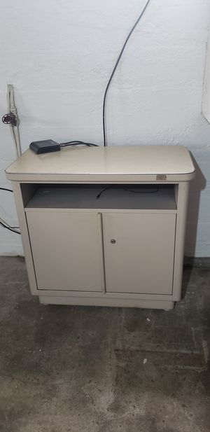 Small Metal Cabinet for Sale in Portland, OR