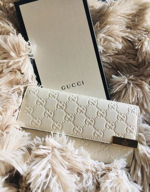Authentic Gucci GG Guccisima wallet for Sale in Claremont, CA