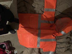 Used FR Nasco rain Jacket for Sale in El Paso, TX