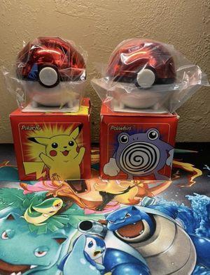 Sealed 23k Burger King Pokemon Balls(READ DETAILS!!!) for Sale in Holbrook, AZ