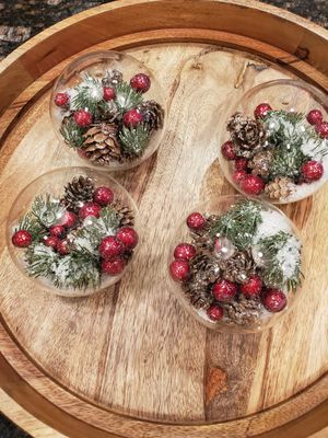 4 Holiday Spheres for Sale in Westfield, IN