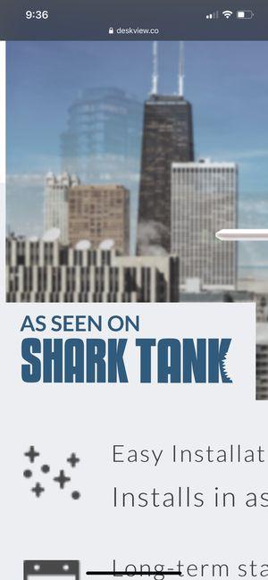 SHARK TANK - DeskView for Sale in Henderson, NV