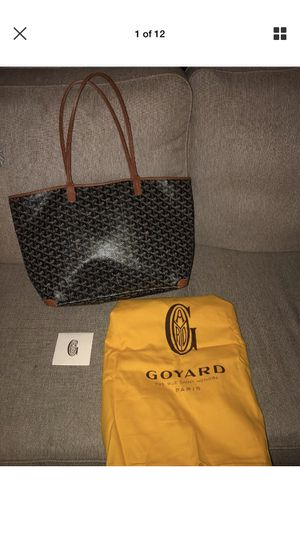 AUTHENTIC GOYARD TOTE BAG for Sale in Rockville, MD
