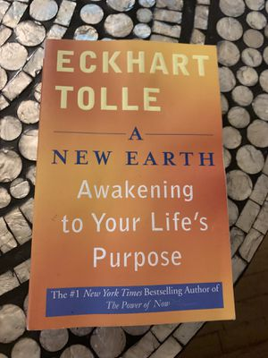 A new earth book for Sale in Inglewood, CA