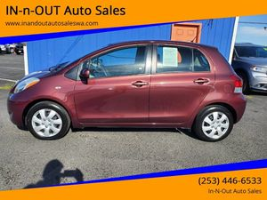 2010 Toyota Yaris for Sale in Puyallup, WA
