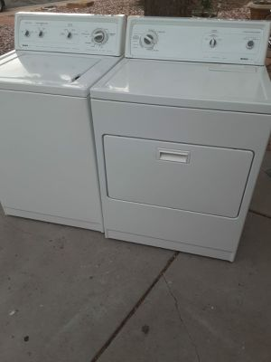 Kenmore Washer and Dryer ( delivery available) for Sale in Aurora, CO