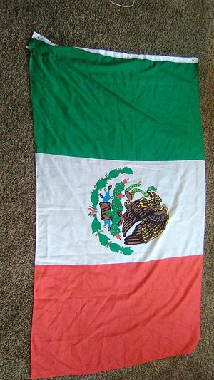 Mexican flag for Sale in Wichita, KS