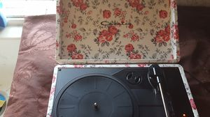 Crosley Cruiser Portable Turntable for Sale in San Diego, CA