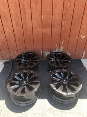 Tesla Model X 20 inch Rims for Sale in San Diego, CA