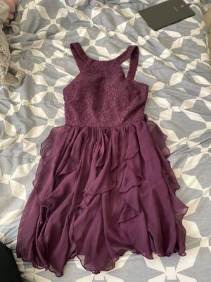Purple formal dress for Sale in Fresno, CA