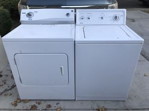 Kenmore Washer and Dryer for Sale in San Leandro, CA