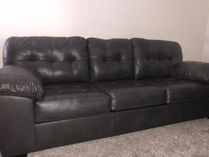 Ashley Furniture Gray Couch for Sale in Modesto, CA