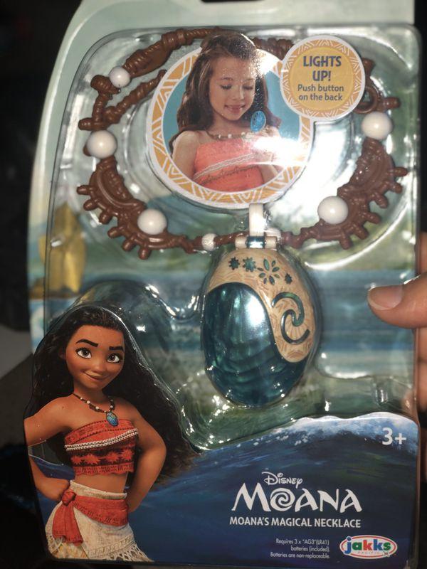 Moana necklace