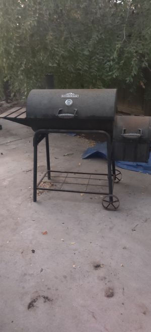 Off set smoker for Sale in Fresno, CA