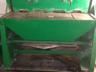 """52"""" Squaring Shear MADE IN MEXICO TALLERES HERCULES 3 PHASE 16 GUAGE for Sale in Wilmington,  CA"""