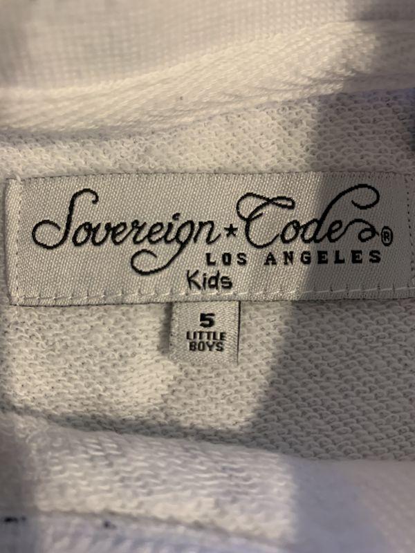 Boys Sweatshirt - size 5
