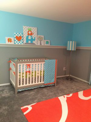 Pottery Barn Tatum Crib, Dresser, Mattress and Toddler Conversion Kit for Sale in Redmond, WA