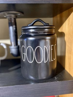 """Rae Dunn """"GOODIES"""" canister for Sale in Seattle, WA"""