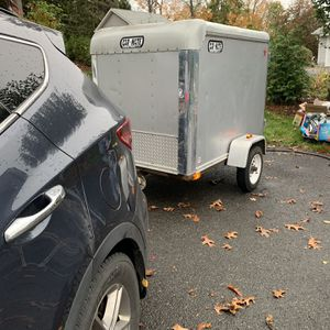 4x6 enclosed trailer for Sale in New Milford, CT