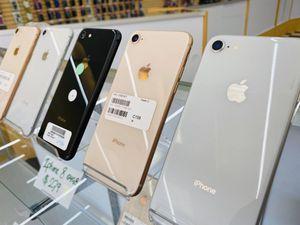 Iphone 8 $279 ! 🔥HUGE TAX SEASON SALE 🔥 for Sale in Tulsa, OK