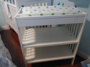 changing table for Sale in West Menlo Park, CA