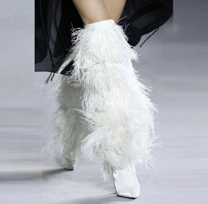 Fur boots for Sale in Tampa, FL