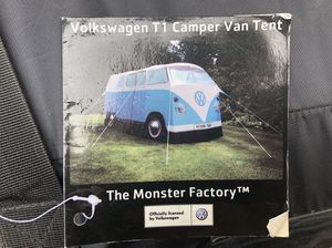 Volkswagen Camper Tent for Sale in Marysville, WA