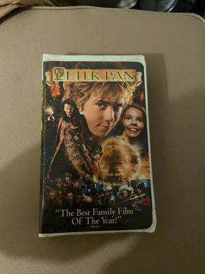 Peter pan vhs tape for Sale in Los Angeles, CA