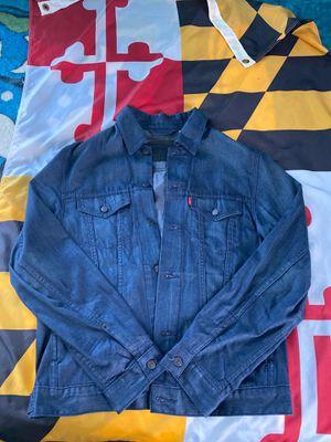 Levi Jean jacket for Sale in Adelphi, MD