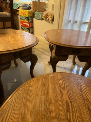 Living room table set for Sale in Ontario, CA