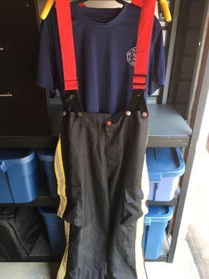Fire Fighter Halloween Costume for Sale in Alpharetta, GA