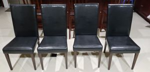Set of 4 Chairs (Like New) for Sale in El Monte, CA