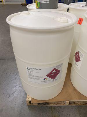 Empty plastic 55 Gallon drum for Sale in Sarasota, FL