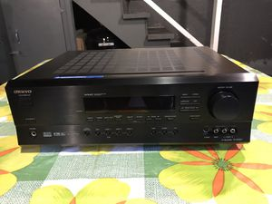 ONKYO TX SR501 6.1 Channel Home Theater Audio Video Receiver, 325 Total Watts for Sale in Chicago, IL