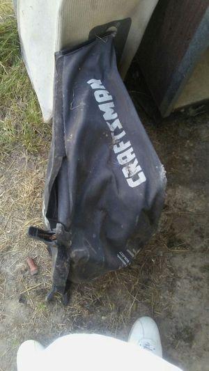 Craftsman lawn mower bag for Sale in Murray, UT