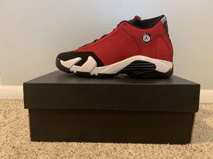 "Air Jordan 14 ""Toro"" GS size 4.5Y retro brand new for Sale in Warren, MI"
