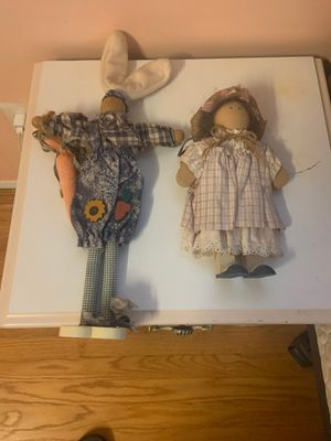 Nice antique doll figures for Sale in Annandale, VA