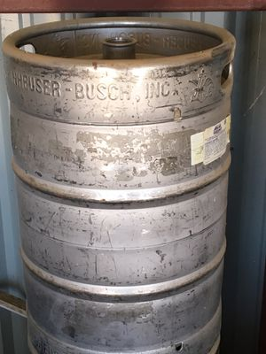 2 empty kegs ( own your own kegs for trade in) for Sale in Fort McDowell, AZ
