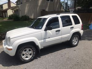 02 Jeep Liberty 4x4 for Sale in Virginia Beach, VA