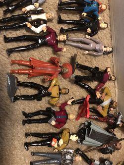 Star Trek Next generation Figures (loose) for Sale in Pflugerville,  TX