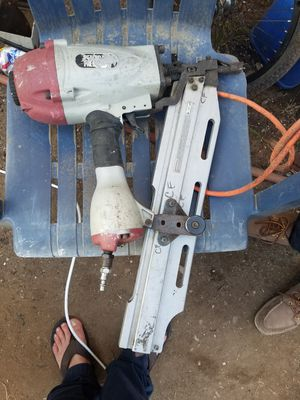 Framing Nailgun -central pneumatic for Sale in San Diego, CA