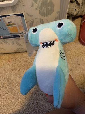 Talking shark plushy for Sale in San Jacinto, CA
