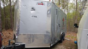 2018 Freedom Enclosed Trailer 16 x 8.5 for Sale in Fuquay-Varina, NC