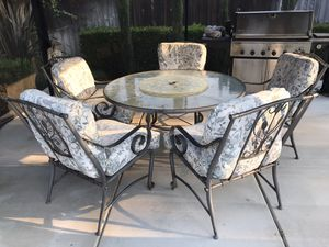 Patio Dining Set for Sale in Clovis, CA