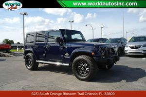 2013 Jeep Wrangler Unlimited for Sale in Orlando, FL