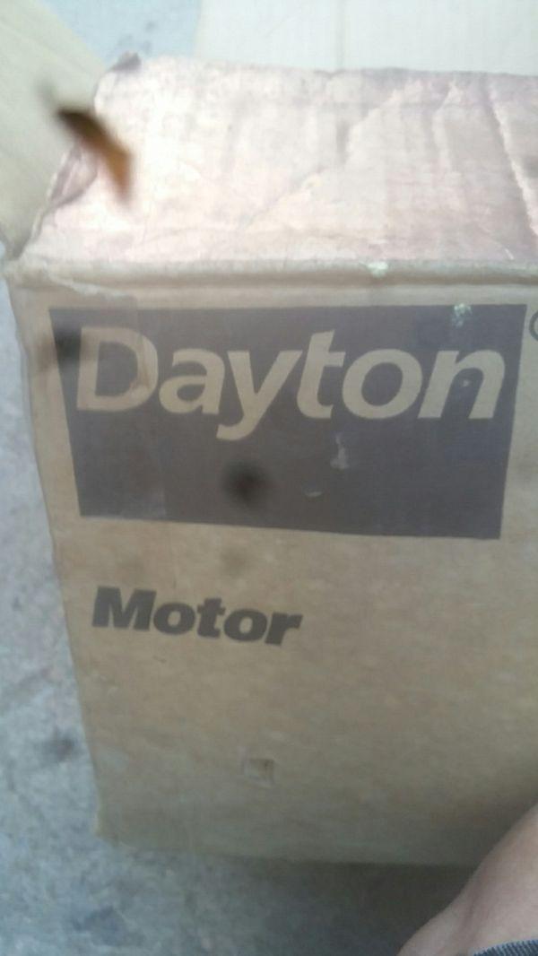 Dayton Evaporative Motor cooler Motor