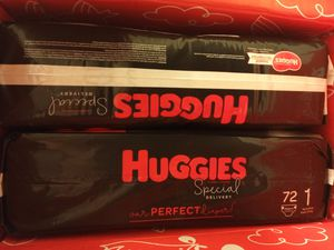 Huggies special delivery for Sale in Sun City, AZ