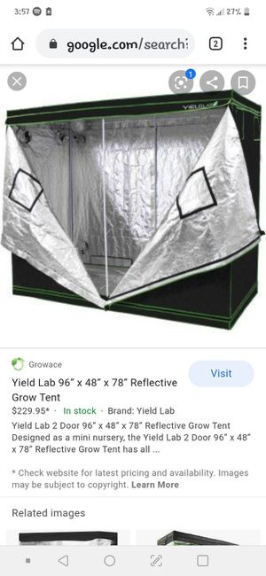 Grow tent for Sale in Long Beach, CA