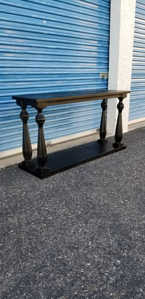 Ashley Furniture Mallacar sofa table or console table. Model T880-4. for Sale in Phoenix, AZ